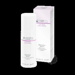 Janssen 4431 Microsilver Serum - Сыворотка с антибактериальным действием для жирной, воспаленной кожи, 30 мл