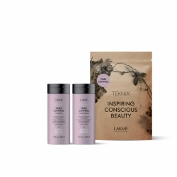 Lakme Teknia Frizz Control Travel Pack - Дорожный набор дисциплинирующий