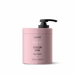 Lakme Teknia Color Stay Treatment - Маска для защиты цвета окрашенных волос,1000 мл