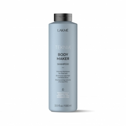 Lakme Teknia Body Maker Shampoo -Шампунь для придания объема волосам, 1000 мл