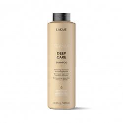 Lakme Teknia Deep Care Shampoo - Восстанавливающий шампунь для поврежденных волос, 1000 мл