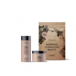 Lakme Teknia Full Defense Travel Pack - Дорожный набор для комплексной защиты волос