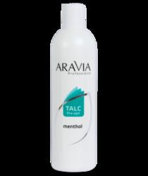 Aravia Professional - Тальк с ментолом, 200 г