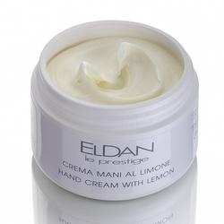 Eldan Hand cream with lemon - Крем для рук с лимоном, 250 мл