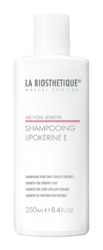 La Biosthetique Methode Sensitive Lipokerine E Shampoo For Sensitive Scalp - Шампунь для чувствительной кожи головы, 1000 мл