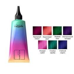 L'Oreal Professionnel Colorful - Макияж для волос ледяная мята 90 мл
