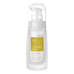 Lakme K.Therapy Repair Repairing gel dry hair - гель восстанавливающий для сухих волос 30 мл