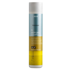 Lakme Teknia Deep care shampoo - шампунь восстанавливающий, для сухих или поврежденных волос 100 мл