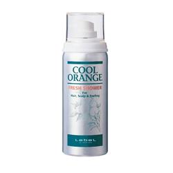 Lebel Cool Orange Fresh Shower - Освежитель для волос и кожи головы «Холодный Апельсин», 75 мл