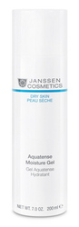Janssen 511P Dry Skin Aquatense Moisture Gel - Суперувлажняющий гель-крем, 150 мл