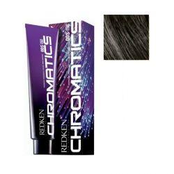 Redken Chromatics - Краска для волос без аммиака Хроматикс 5.1/5Ab пепельный/синий, 60 мл