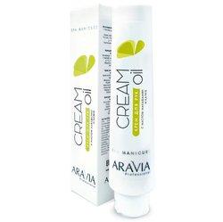 "ARAVIA Professional - Крем для рук ""Cream Oil"" с маслом макадамии и карите, 100мл"