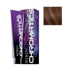 Redken Chromatics - Краска для волос без аммиака Хроматикс 6.35/6Gm золотистый/мокка, 60 мл
