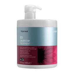 Lakme Teknia Color Stay Treatment - средство сохраняющее цвет и восстанавливающее структуру волос 1000 мл