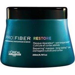 L'Oreal Professionnel Pro Fiber Restore Mask - Маска для волос серии Восстановление, 200 мл