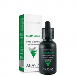 ARAVIA Professional - Сплэш-сыворотка для лица лифтинг-эффект Revita Serum, 30 мл