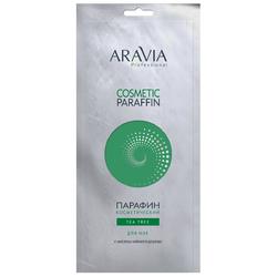 """Aravia Professional - Парафин косметический """"Чайное дерево"""" с маслом чайного дерева для ног, 500 гр"""
