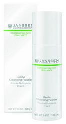 Janssen 6600 Combination Skin Gentle Cleansing Powder - Мягкая очищающая пудра в упаковке, 100 г