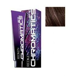 Redken Chromatics - Краска для волос без аммиака Хроматикс 5.32/5GI золотой/мерцающий, 60 мл