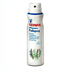 Gehwol Caring Foot Spray - Дезодорант для ног, 150 мл