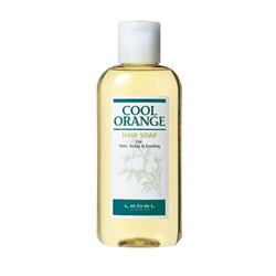 Lebel Cool Orange Hair Soap Cool - Шампунь для волос «Холодный Апельсин», 200 мл