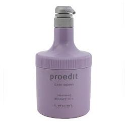 Lebel Proedit Care Works Bounce Fit Plus Treatment - Восстанавливающая маска для сильно поврежденных, сухих, ломких волос, 600 мл