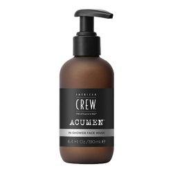 American Crew Acumen In-Shower Face Wash - Очищающий гель для умывания, 150 мл