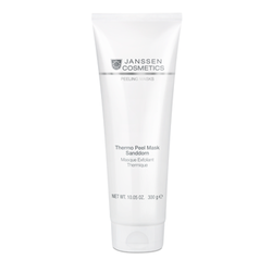 Janssen 7570P Thermo Peel Mask «Cranberry» - Кремовая термомаска-эксфолиант Клюква, 300 г