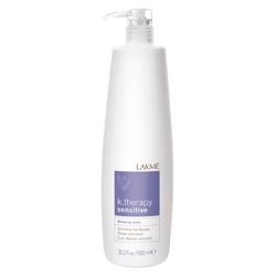 Lakme K.Therapy Sensitive Relaxing balm sensitive hair&scalp - бальзам успокаивающий для чувствительной кожи головы и волос 1000 мл