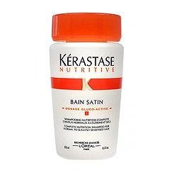 Kerastase Nutritive Bain Satin 1 - Шампунь-ванна для нормальных слегка сухих волос, 250 мл