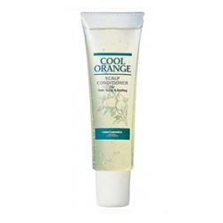 Lebel Cool Orange Scalp Conditioner - Очиститель для жирной кожи головы «Холодный Апельсин», 240 гр