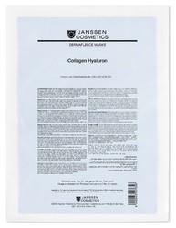 Janssen 8104.915 Collagen Hyaluron - Коллагеновая маска с гиалуроновой кислотой, 1 лист
