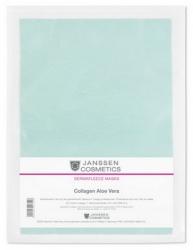 Janssen 8104.902 Collagen Aloe - Коллаген с алоэ (зеленый лист), 1 лист