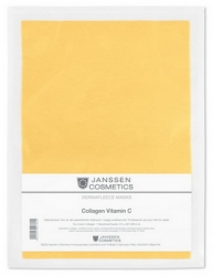 Janssen 8104.912 Collagen Vit. C - Коллаген с витамином С (светло-оранжевый лист), 1 лист