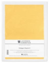 Janssen 8104.912 Collagen Vit. C/Green tea - Коллаген с витамином С / зеленым чаем (светло-оранжевый лист), 1 лист
