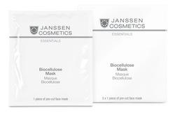 Janssen 8205M Biocellulose Mask - Интенсивно увлажняющая лифтинг-маска (биоцеллюлозная), 1 шт