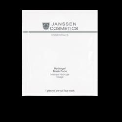 Janssen 8207P Hydrogel Mask Face - Укрепляющаягидрогель-маска для лица, 3 шт