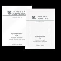 Janssen 8208P Hydrogel Mask Eye - Укрепляющие гидрогель-патчи для кожи вокруг глаз, 10 шт