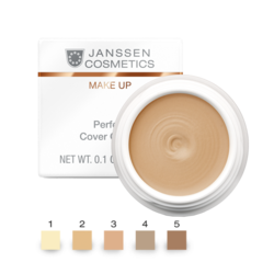 Janssen 840.01 Perfect Cover Cream - Тональный крем-камуфляж, 5 мл