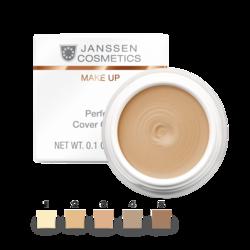 Janssen 840.02 Perfect Cover Cream - Тональный крем-камуфляж, 5 мл