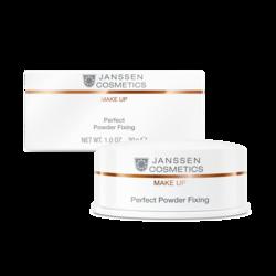 Janssen C-841 Perfect Powder Fixing - Специальная пудра для фиксации макияжа, 30 г