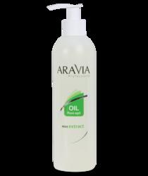 Aravia Professional - Масло после депиляции с экстрактом мяты, 300 мл