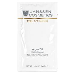 Janssen 842P Argan Oil - Обогащённая липидами альгинатная маска с аргановым маслом, 5*40 гр