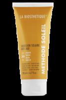 La Biosthetique Skin Care Methode Soleil Emulsion Solaire Anti-Age SPF 30 - Anti-Age водостойкое солнцезащитное молочко для лица и тела с высокоэффективной системой фильтров SPF 30, 200 мл