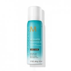 Moroccanoil Dry Shampoo - Сухой шампунь для темных волос, 65 мл