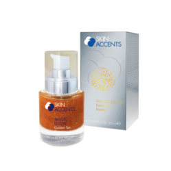 Inspira:Skin Magic Glow Golden Tan Booster - Активатор загара, 30 мл