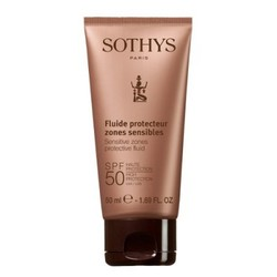 Sothys SPF50 Fluid - Ультразащитная эмульсия для лица с SPF50, 30 мл
