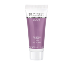 Janssen 969.7210 Hand Care Cream - Увлажняющий восстанавливающий крем для рук, 15 мл