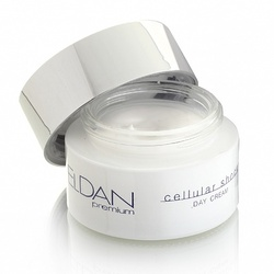 Eldan Premium Cellular Shock Day Cream SPF15 - Дневной крем «Premium cellular shock» SPF15, 50 мл