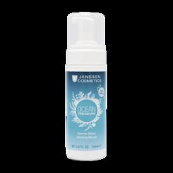 """Janssen 991.0038 Summer breeze cleansing mousse - Нежная тающая пенка для очищения кожи """" Летний бриз"""", 160 мл."""